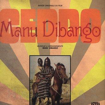 Cover art - Manu Dibango: Ceddo