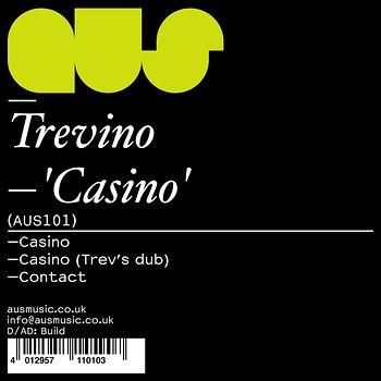 Cover art - Trevino: Casino