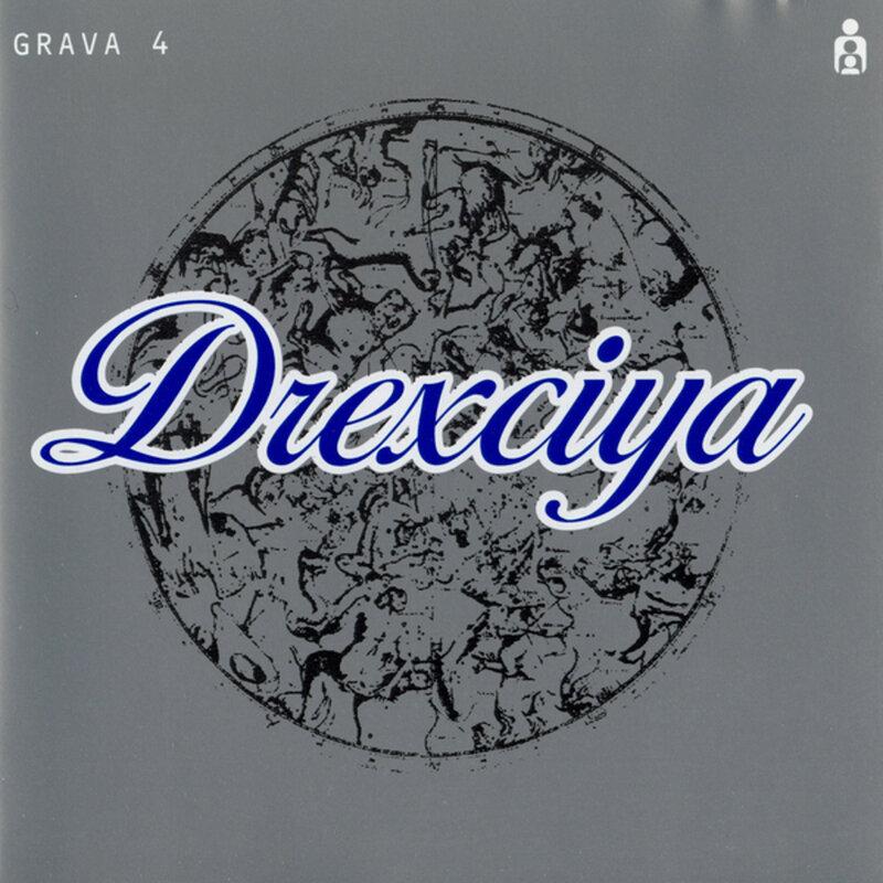 Cover art - Drexciya: Grava 4