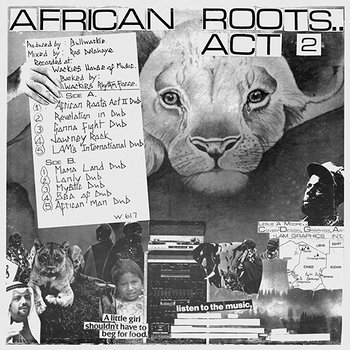 Cover art - Wackies: African Roots Act 2
