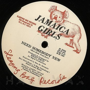 Cover art - Jamaica Girls: Need Somebody New
