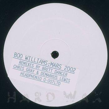 Cover art - Boo Williams: Mars 2002
