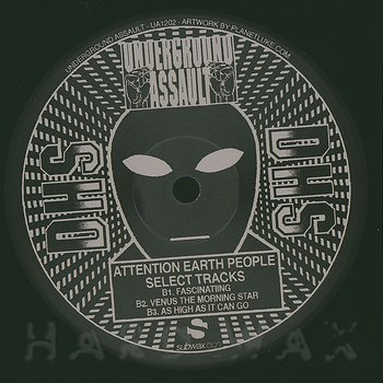 Cover art - D.H.S.: Attention Earth People