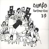 Cover art - Chimpo: Ram Dance Man EP