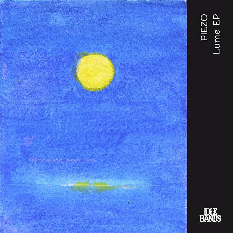 Cover art - Piezo: Lume