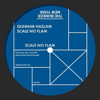 Cover art - Gunnar Haslam: Scale No Flam