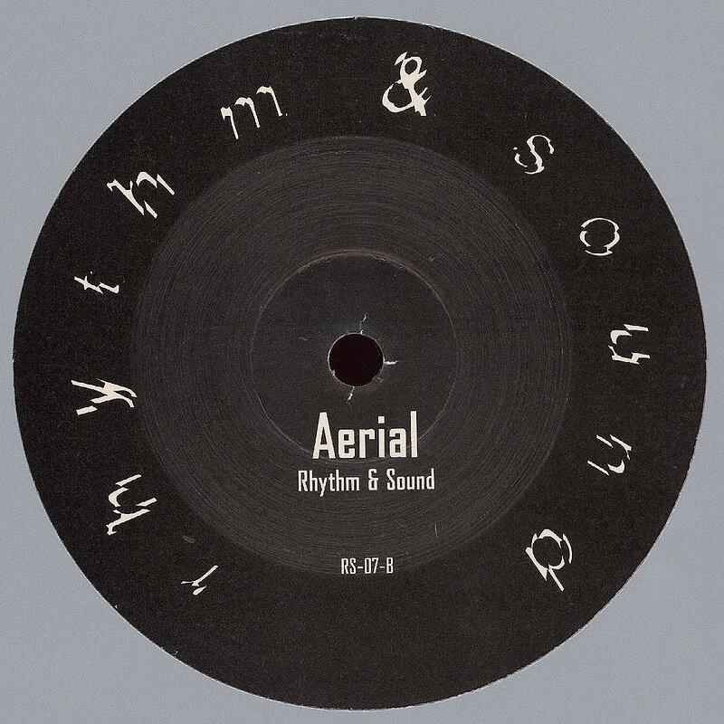 Cover art - Rhythm & Sound: Aground