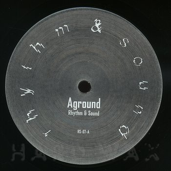 Cover art - Rhythm & Sound: Aground