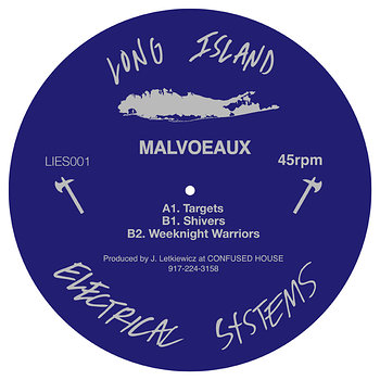 Cover art - Malvoeaux: Targets EP