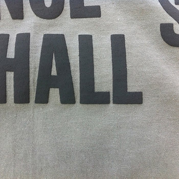 Cover art - Short Sleeve, Size M: Dance Hall Style, zinc