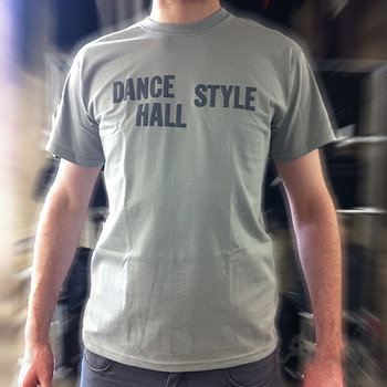 Cover art - Short Sleeve, Size L: Dance Hall Style, zinc