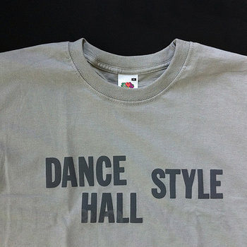 Cover art - Short Sleeve, Size XL: Dance Hall Style, zinc