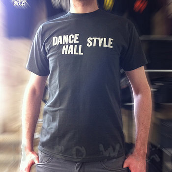 Cover art - Short Sleeve, Size S: Dance Hall Style, light graphite