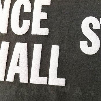 Cover art - Short Sleeve, Size M: Dance Hall Style, light graphite