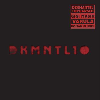 Cover art - Various Artists: Dekmantel 10 Years 01