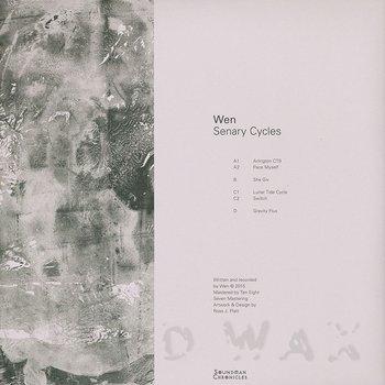 Cover art - Wen: Senary Cycles