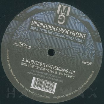 Cover art - Various Artists: Music From The MindInfluence Family