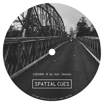 Cover art - Various Artists: Spatial Cues 1