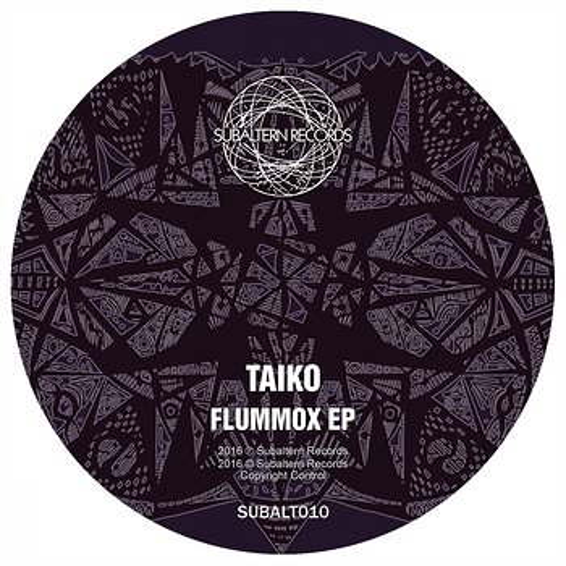 Cover art - Taiko: Flummox EP