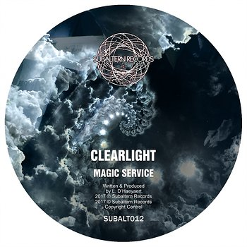 Cover art - Clearlight: Magic Service
