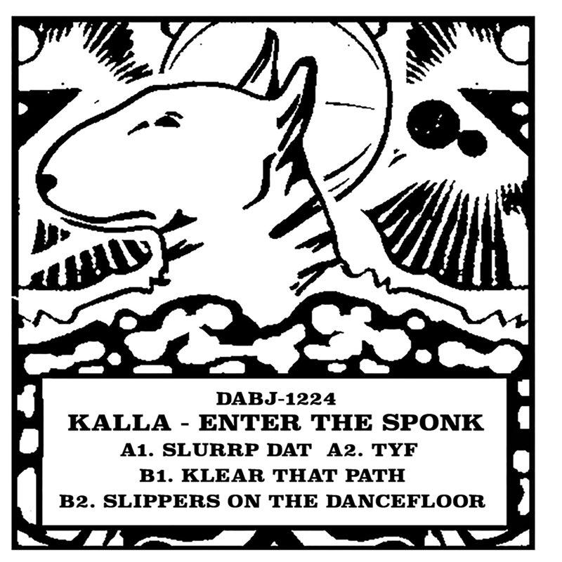 Cover art - Kalla: Enter The Sponk