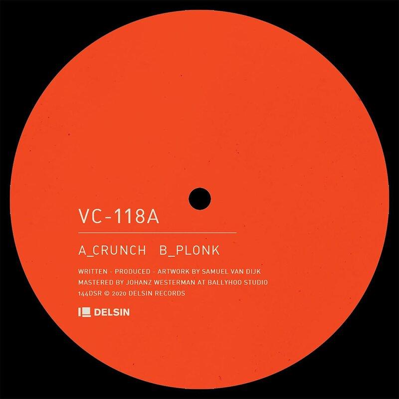 Cover art - VC-118A: Crunch
