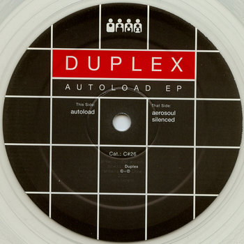 Cover art - Duplex: Autoload EP