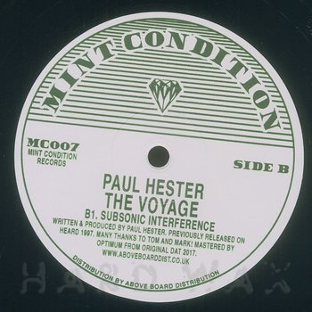 Cover art - Paul Hester: The Voyage