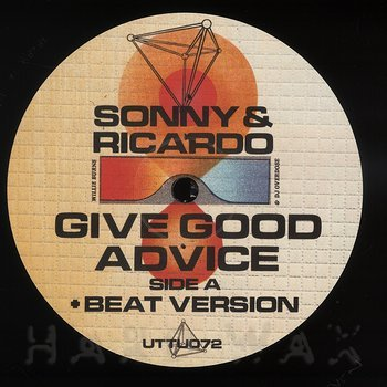 Cover art - Willie Burns & DJ Overdose: Sonny and Ricardo Give Good Advice