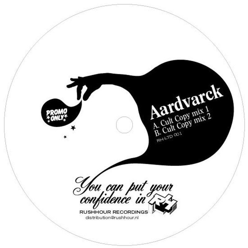 Cover art - Aardvarck: Cult Copy Pt. 1