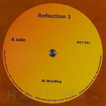 Cover art - Al Bradley / Scott Hallam: Reflection001