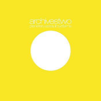 Cover art - Planetary Assault Systems: Archives Two