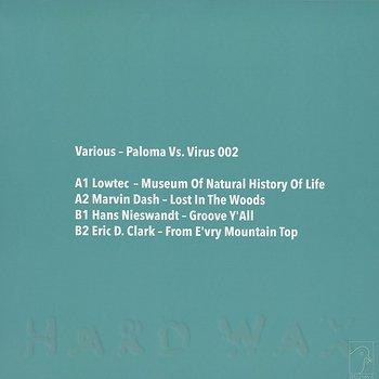 Cover art - Various Artists: Paloma Vs. Virus 002