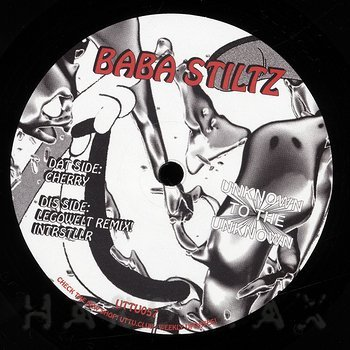 Cover art - Baba Stiltz: Cherry