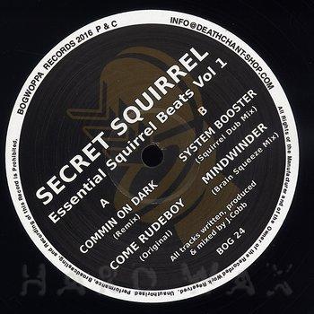 Cover art - Secret Squirrel: Essential Squirrel Beats Vol 1