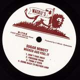 Cover art - Sugar Minott: Wicked Ago Feel It