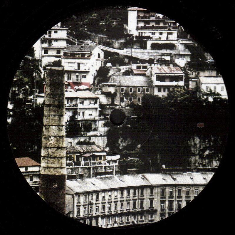 Cover art - Dario Zenker: Farrel EP