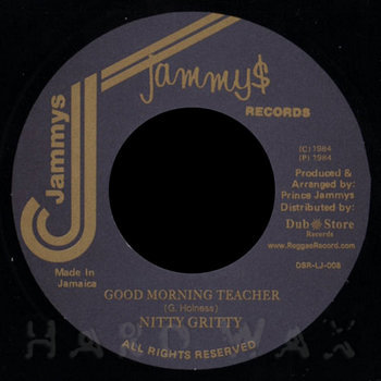 Cover art - Nitty Gritty: Good Morning Teacher