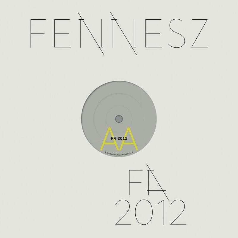 Cover art - Fennesz: Fa 2012