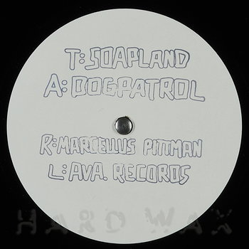 Cover art - Dogpatrol: Soapland