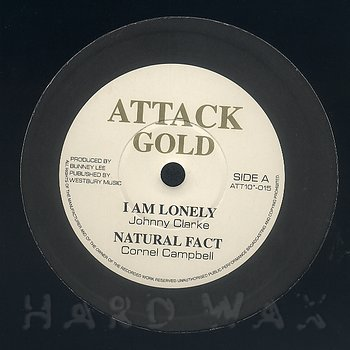 Cover art - J.Clarke / C. Campbell: I Am Lonely / Natural Fact