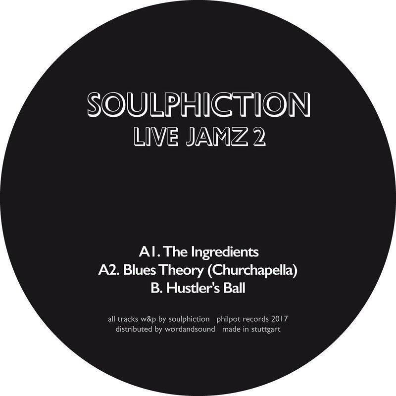 Cover art - Soulphiction: Jamz 2