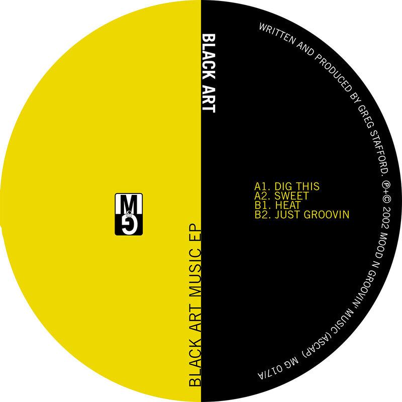 Cover art - Black Art: Black Art Music EP