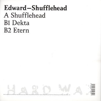 Cover art - Edward: Shufflehead