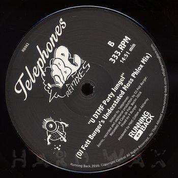 Cover art - Telephones: Vibes Remixes