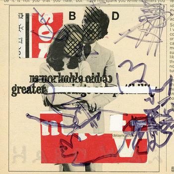 Cover art - Black Dice: Big Deal