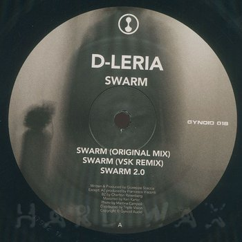 Cover art - D-Leria: Swarm
