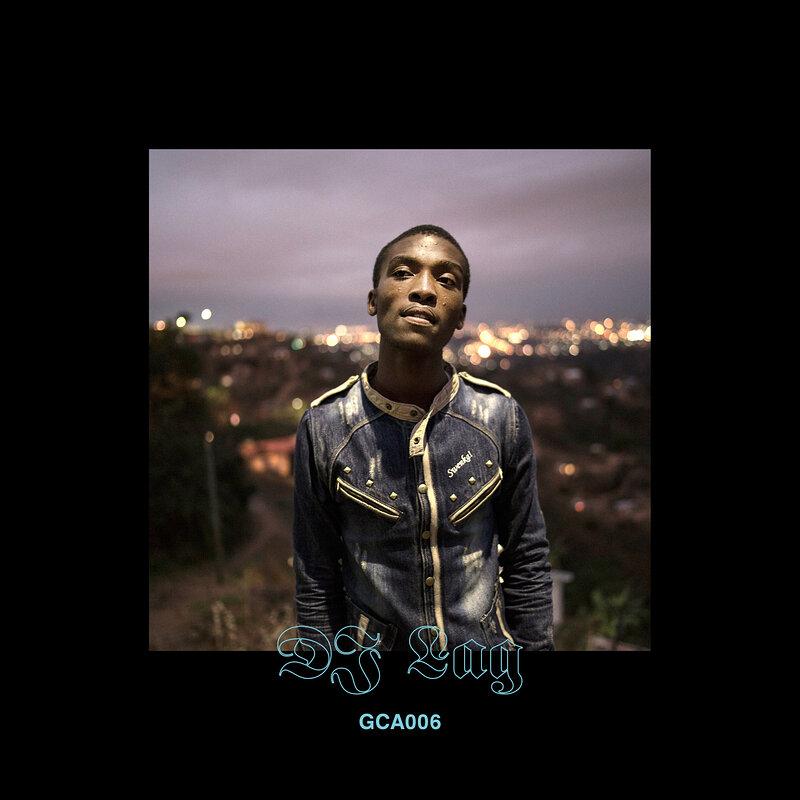 Cover art - DJ Lag: DJ Lag EP