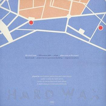 Cover art - Pan American: Cloud Room, Glass Room