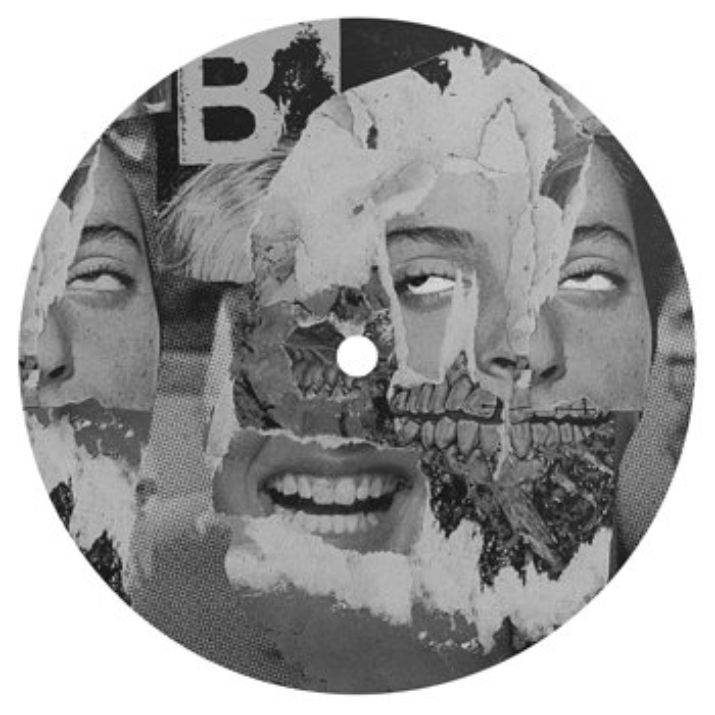 Cover art - Mesck: Dead Language EP